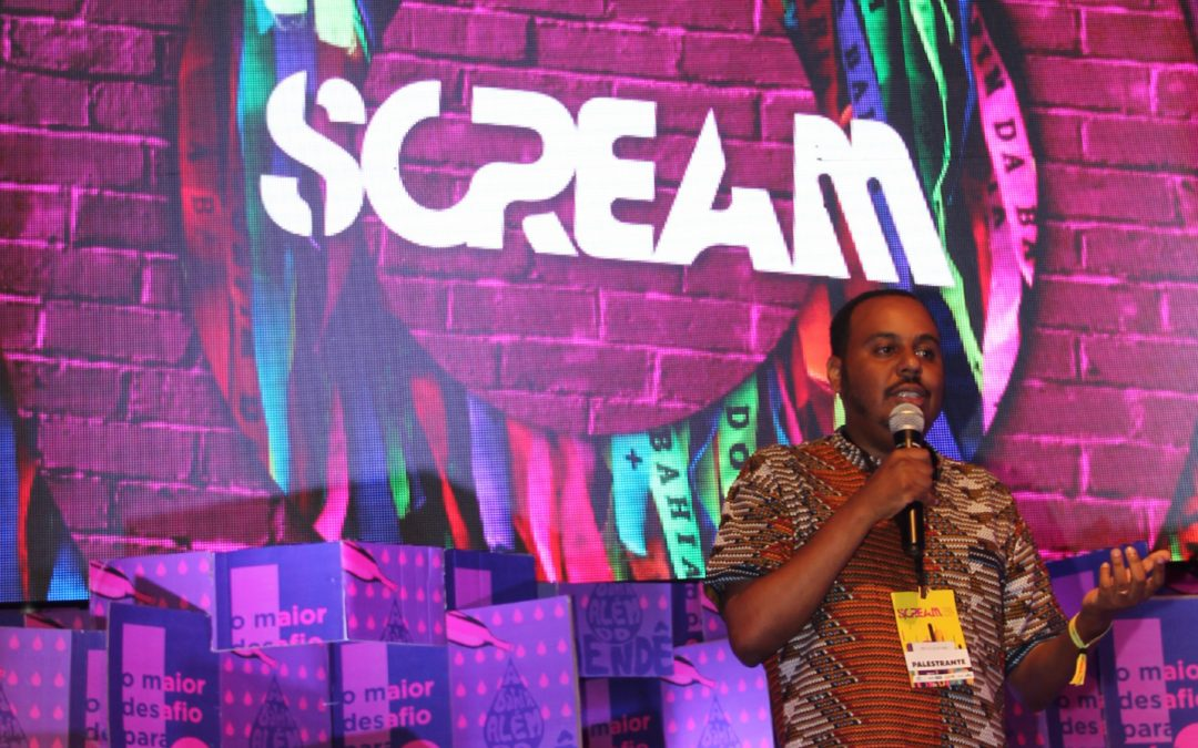 SCREAM FESTIVAL Salvador Creativity and Media Festival
